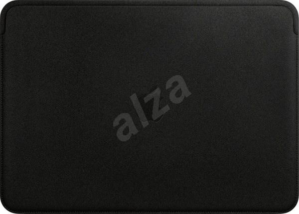 "Leather Sleeve MacBook Pro 13"" Black - Puzdro"