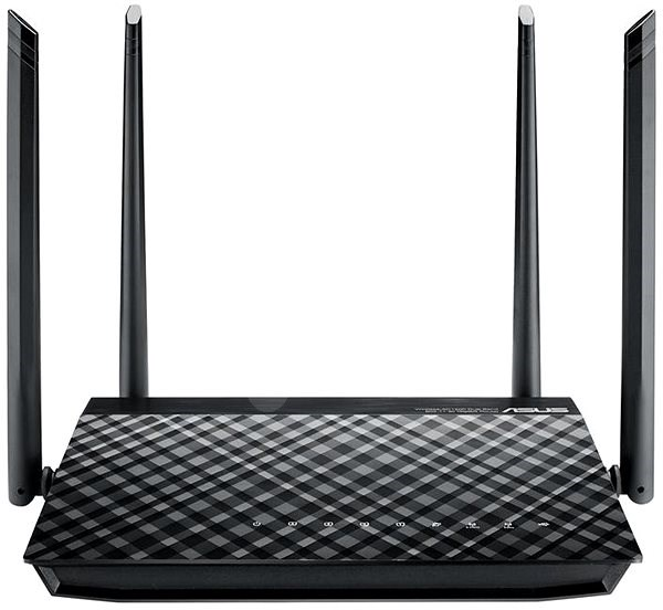 ASUS RT-AC57U - WiFi router