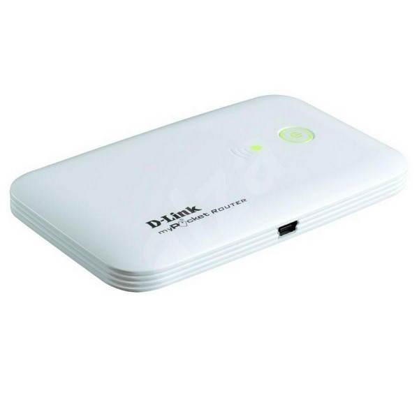 D-Link DIR-457 - 3G WiFi router