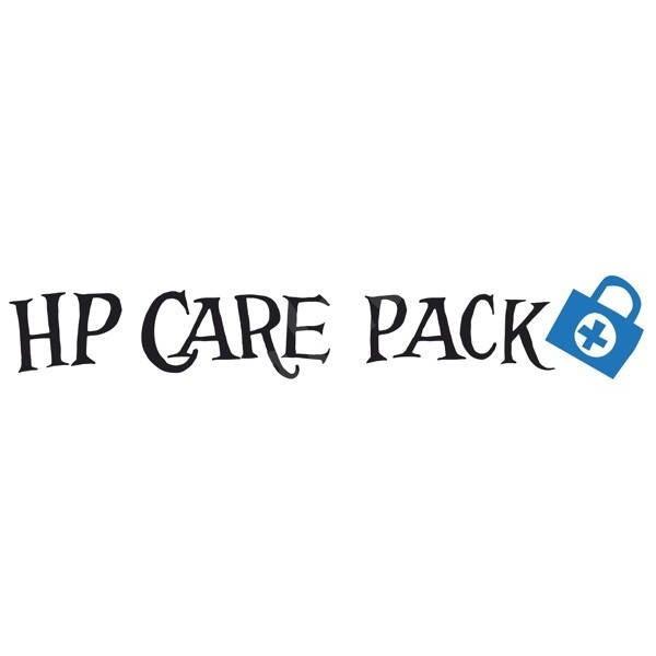 HP CarePack na 1 rok po štandardnej záruke s vyzdvihnutím a vrátením servisným strediskom - Rozšírenie záruky