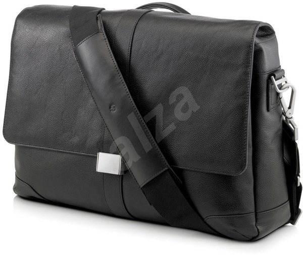 95b57fa901 HP Elite Leather Messenger 15.6