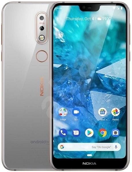 Nokia 7.1 Dual SIM 32GB sivý - Mobilný telefón