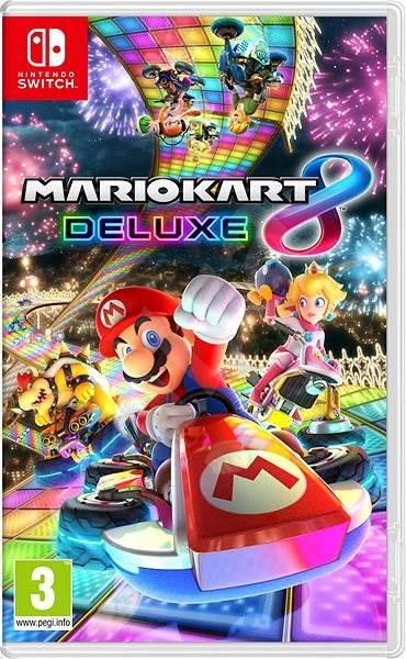 Mario Kart 8 Deluxe - Nintendo Switch - Hra na konzolu