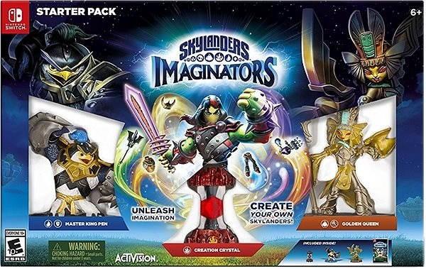 Skylanders Imaginators - Nintendo Switch - Hra na konzolu