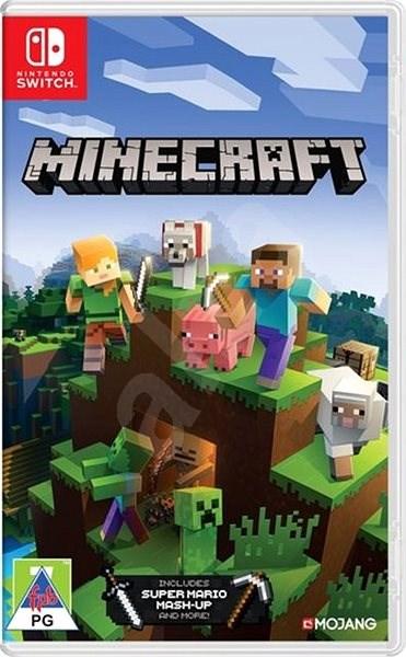 Minecraft – Nintendo Switch - Hra na konzolu