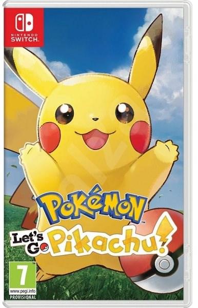 4092e958a Pokémon Let's Go Pikachu! – Nintendo Switch - Hra na konzolu | Alza.sk