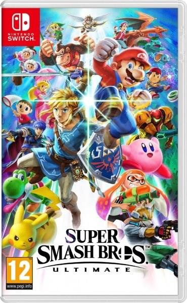 11d42073c8436 Super Smash Bros. Ultimate – Nintendo Switch - Hra na konzolu | Alza.sk