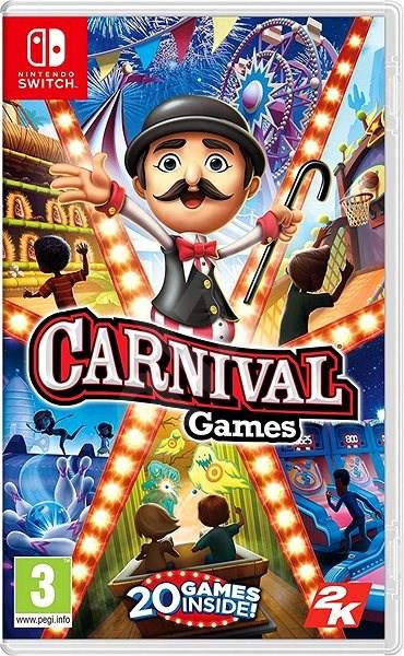 475dbbe8ccaf8 Carnival Games – Nintendo Switch - Hra na konzolu | Alza.sk