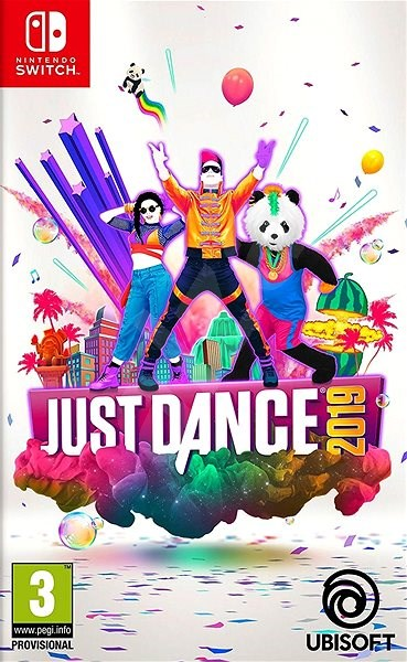 Just Dance 2019 - Nintendo Switch - Hra na konzolu