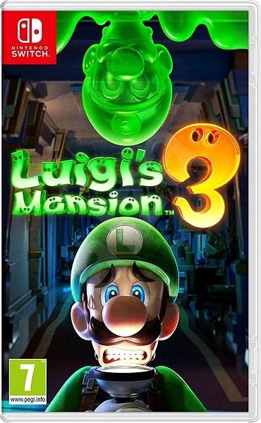 Luigis Mansion 3 – Nintendo Switch - Hra na konzolu
