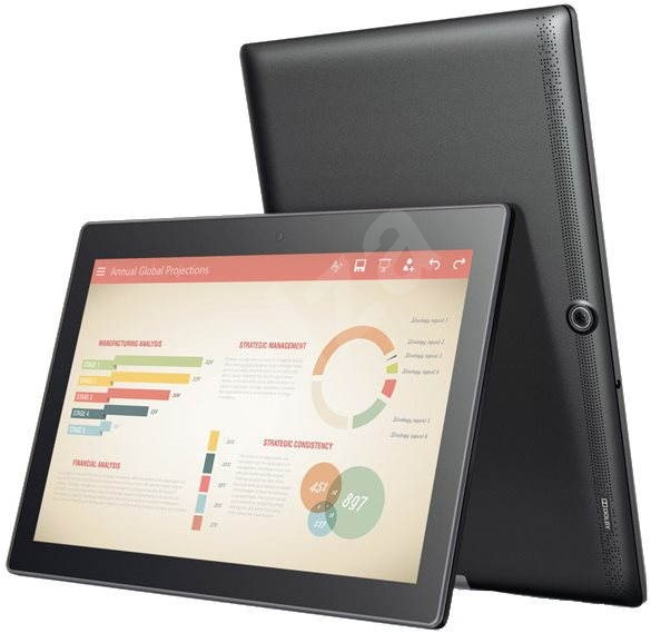 Lenovo TAB 3 10 Business 32 GB Slate Black - Tablet