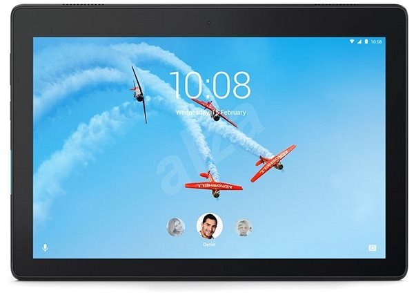 Lenovo TAB E10 16 GB LTE Black - Tablet