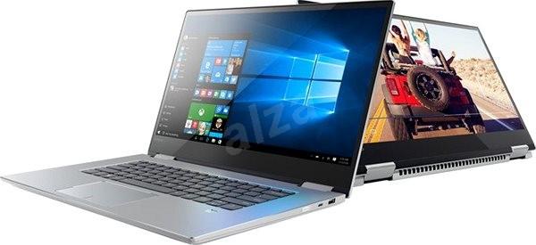 Lenovo Yoga 720-13IKBR Platinum kovový - Tablet PC