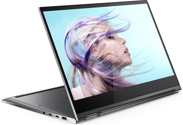 Lenovo Yoga C930-13IKB Iron Grey - Tablet PC