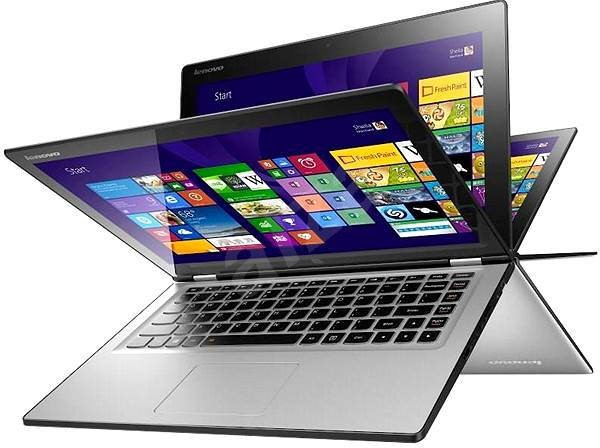 Lenovo IdeaPad Yoga 2 13 Silver - Tablet PC