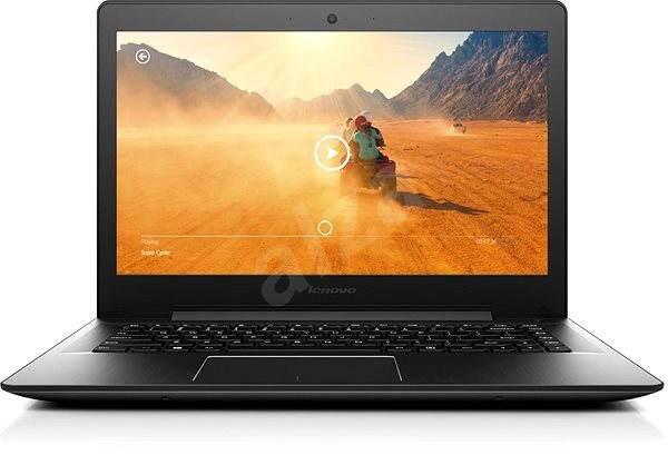 Lenovo IdeaPad U41-70 Black - Notebook