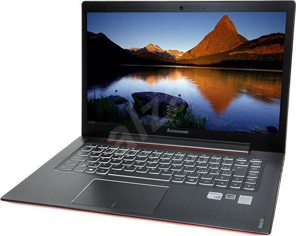 Lenovo IdeaPad U430p Crimson Red - Notebook