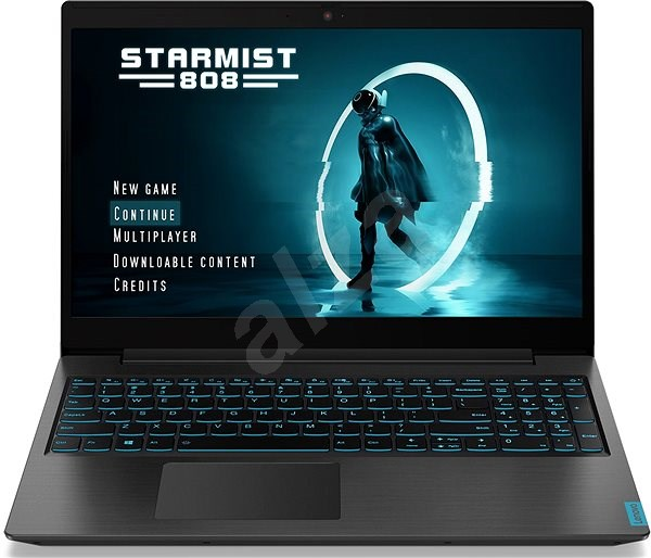 Lenovo Gaming L340-15IRH Black - Herný notebook