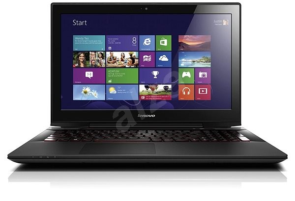 Lenovo IdeaPad Y50-70 Touch Black - Notebook