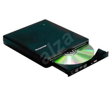 IBM Lenovo USB 2.0 ThinkPad DVD±RW-RAM Multi-Burner Drive externí  -