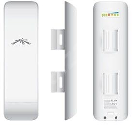 Ubiquiti NanoStation M5 - Vonkajší WiFi Access Point
