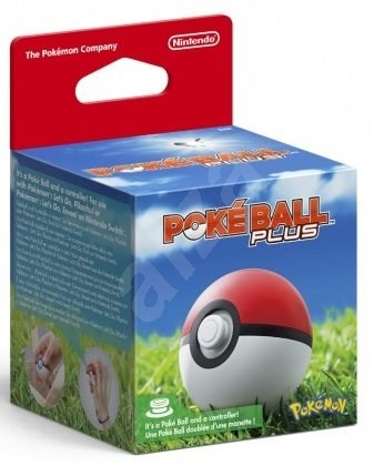 Nintendo Switch Pokéball Plus - Gamepad