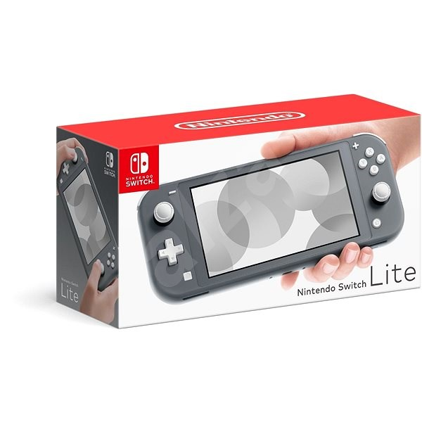 Nintendo Switch Lite – Grey - Herná konzola