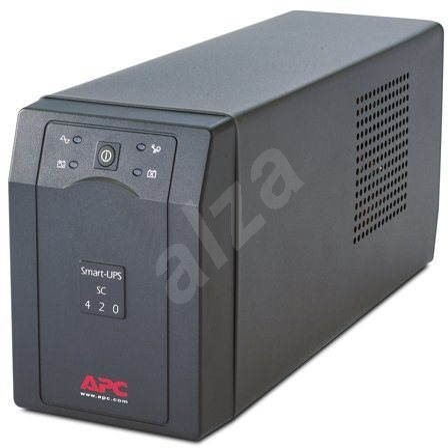 APC Smart-UPS SC 420VA - Záložný zdroj