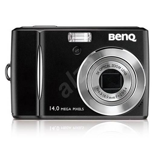 BenQ DC C1450 černý - Digitální fotoaparát