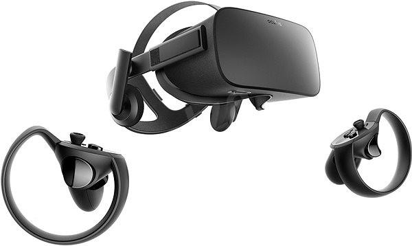 7248f9cf8 Oculus Rift + Oculus Touch - Okuliare na virtuálnu realitu | Alza.sk