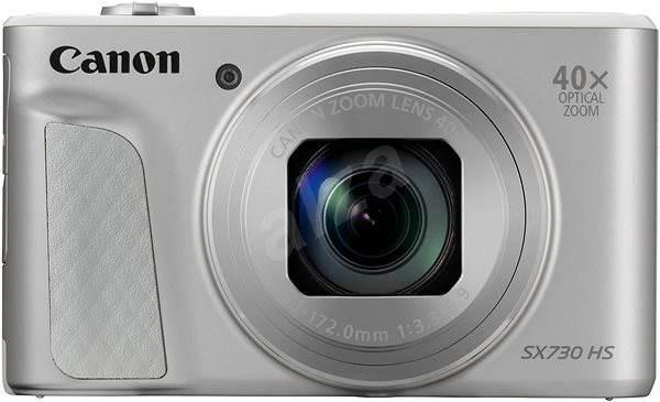 Canon PowerShot SX730 HS strieborný - Digitálny fotoaparát