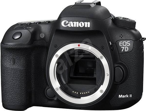 Canon EOS 7D Mark II body - Digitálna zrkadlovka