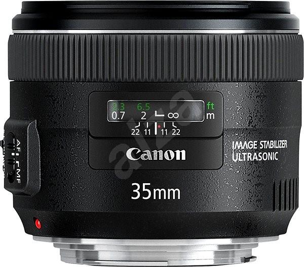 Canon EF 35 mm F2.0 IS USM - Objektív