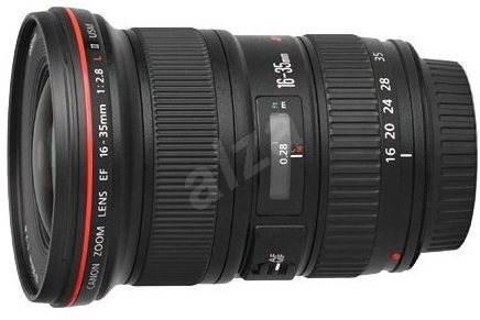 Canon EF 16-35mm F2.8 L II USM čierny - Objektív  a85cc3e675d
