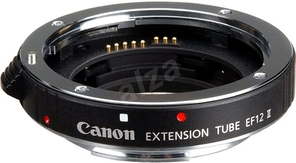 Canon EF-12 II - Medzikrúžok
