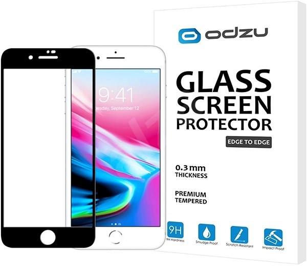 Odzu Glass Screen Protector E2E iPhone 8 Plus/7 Plus - Ochranné sklo