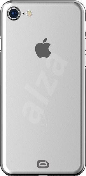 Odzu Crystal Thin Case Clear iPhone 8 - Kryt na mobil