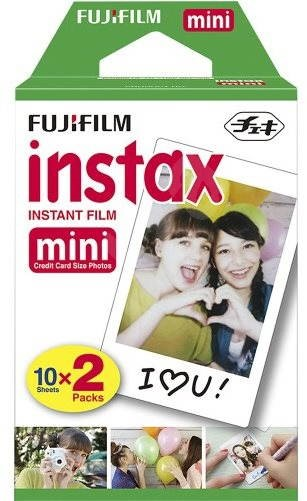 Fujifilm Instax mini film na 20 fotografií - Fotopapier