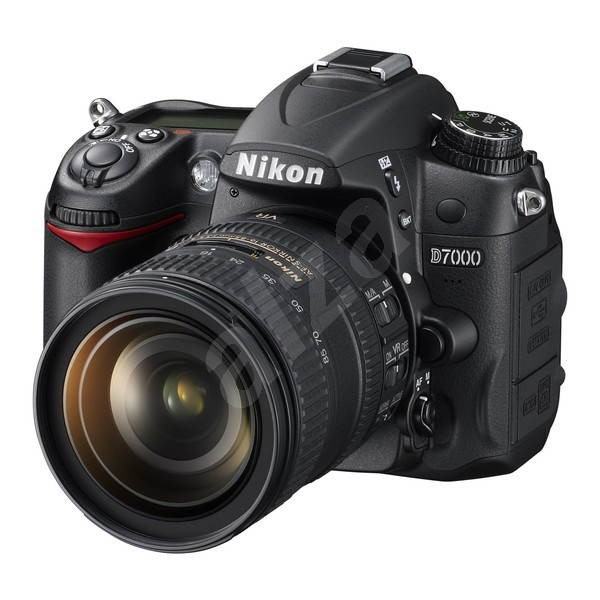 Nikon D7000 černý + Objektiv 16-85 AF-S DX VR - Digitální zrcadlovka