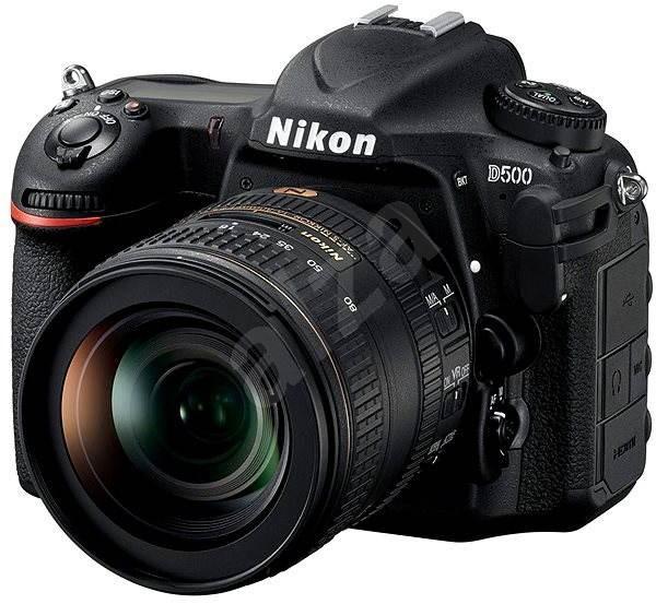 Nikon D500 + 16–80 mm f/2,8 – 4 E ED VR - Digitálny fotoaparát