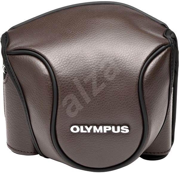 f93ad79172 Olympus CSCH-118 hnedé - Puzdro. PREDAJ SKONČIL. Puzdro pre Stylus 1
