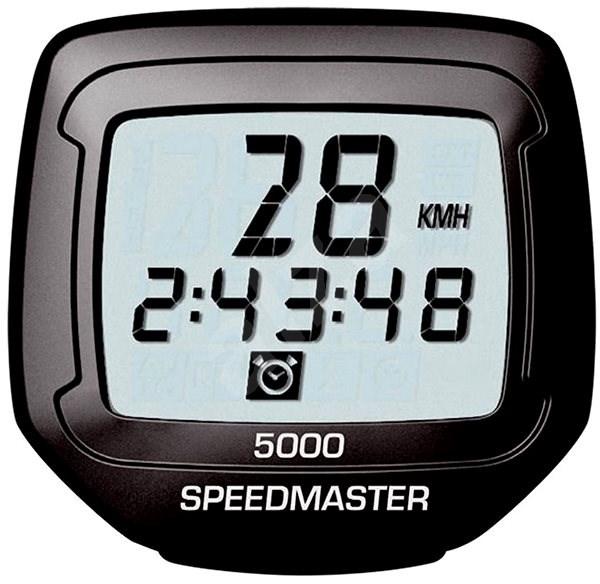 Sigma PL 5 000 Speedmaster - Cyklocomputer