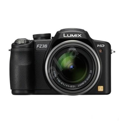 Panasonic LUMIX DMC-FZ38E-K - Digitální fotoaparát