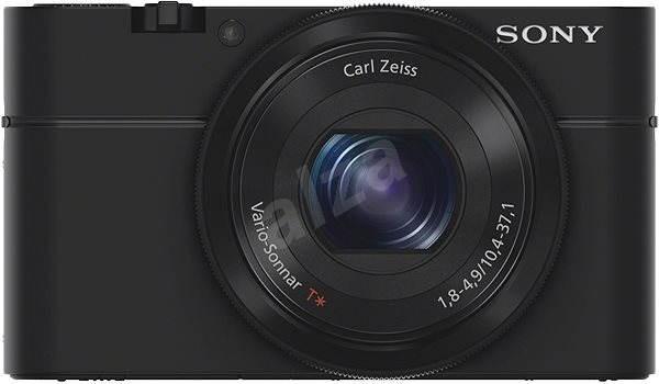 SONY DSC-RX100 - Digitálny fotoaparát