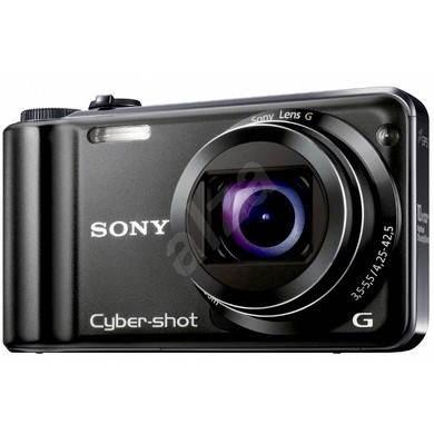 Sony CyberShot DSC-HX5 černý - Digitální fotoaparát