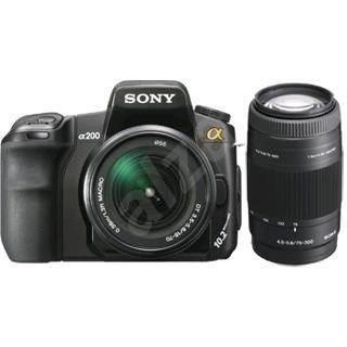 9bab19f60 Sony DSLR-A200W - Digitálna zrkadlovka   Alza.sk