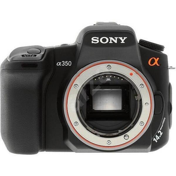 5a99c3833 Sony DSLR-A350 - Digitálna zrkadlovka   Alza.sk