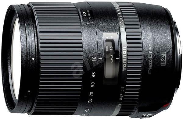 TAMRON AF 16–300 mm, f/3,5–6,3 Di-II VC PZD pre Canon - Objektív