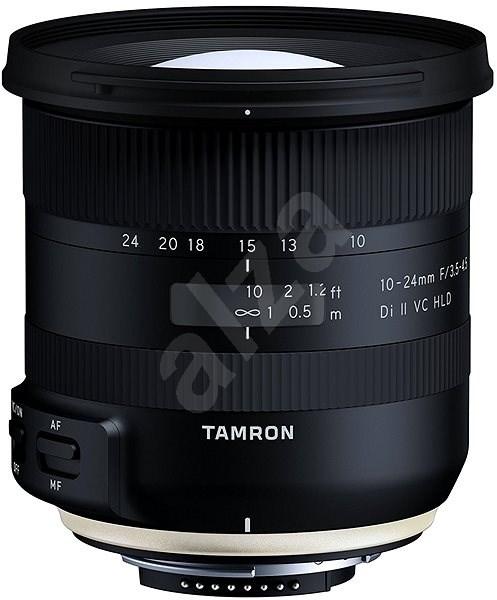 7a26547a9 Tamron SP 10–24 mm F/3,5 – 4,5 Di II VC HLD pre Nikon - Objektív ...