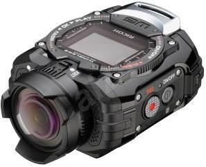 PENTAX RICOH WG-M1 čierna - Kamera